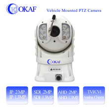 Unique design IP 67 waterproof 1.3 megapixel hd ir speed web ptz dome camera