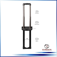 shopping telescopic trolley with telescopic handle