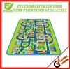 Promotional Customized Logo Baby Crawling Play Mats