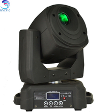 Made in China led spot moving head light 75 watt with DMX