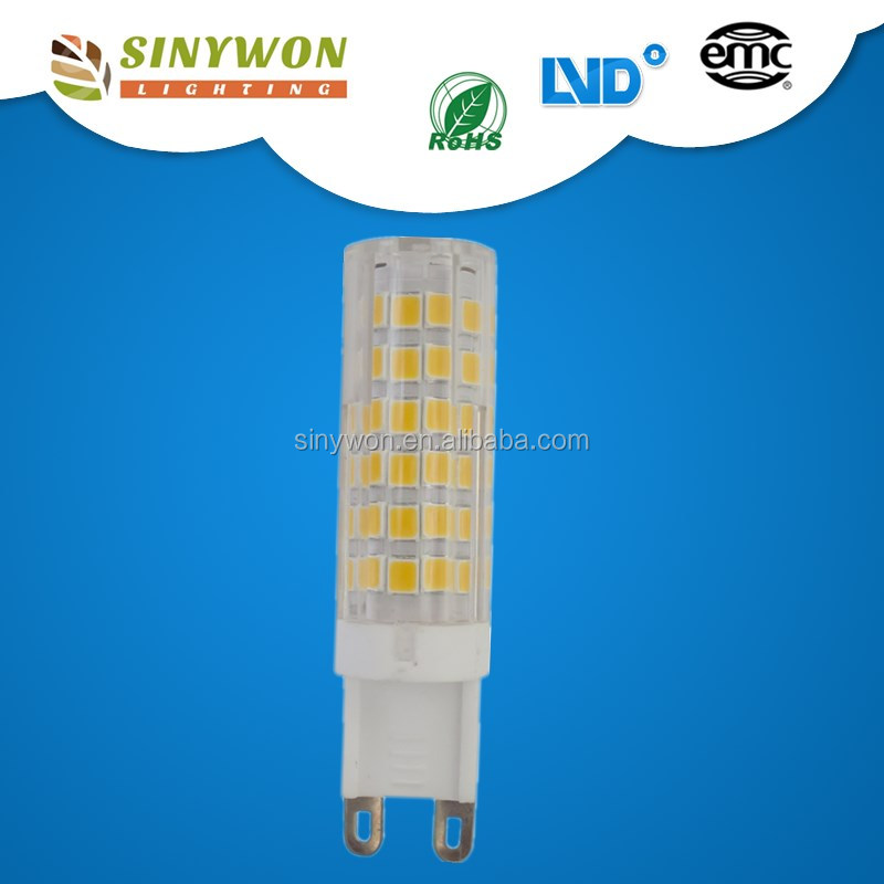 Wholesale New High Power 6w 2835 Smd G9 Bulb LED Light