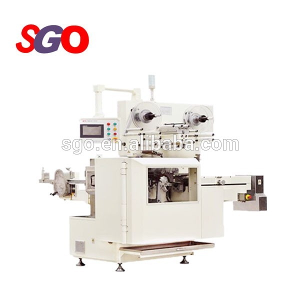 chocolate bar making machine chocolate shawarma machine small candy packaging machine
