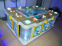 Electronic Mini Arcade Lottery Indoor Amusement Game Machine
