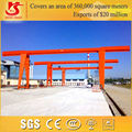mobile crane 10ton/eot gantry crane/MH model electric hoist truss single girder gantry crane 5-20t