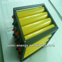 High energy super battery module 48V50Ah lithium iron phosphate /LiFePo4 battery cylindrical battery high capacity