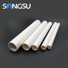 Factory directly provide high temperature heat resistant plastic korean pvc conduit pipe for electricity