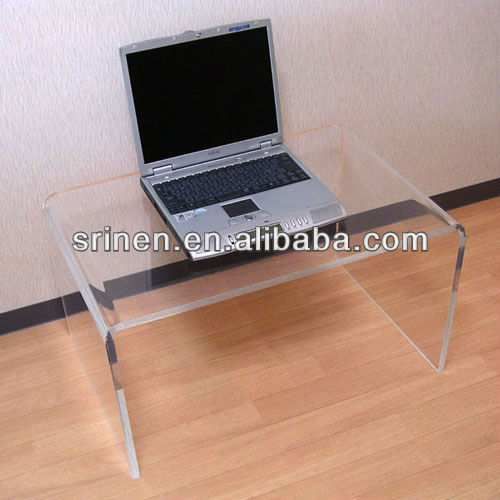 Multi-purpose acrylic computer desk&table