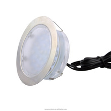 New Arrival Exterior 80mm Round Led Floor Light (SC-B107A)