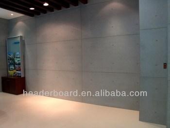 Interior Wall Cladding Decorative Cement Board Cement