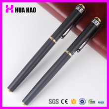 national pen company promotional wholesale custom logo metal roller ball pen