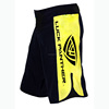 Sublimated College MMA Shorts Custom High Performanc Fight MMA Shorts For Mixed Martial Arts