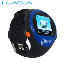 Mini watch GPS Tracker device locator wrist watch GPS 2015