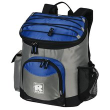 PEVA lining hiking duffel insulated cooler backpack bag