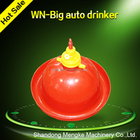 poultry automatic bell drinker for poultry farm use