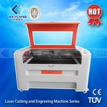 China KEYLAND Embroidery Applique Patch Laser Cutting Machine with CCD Camera