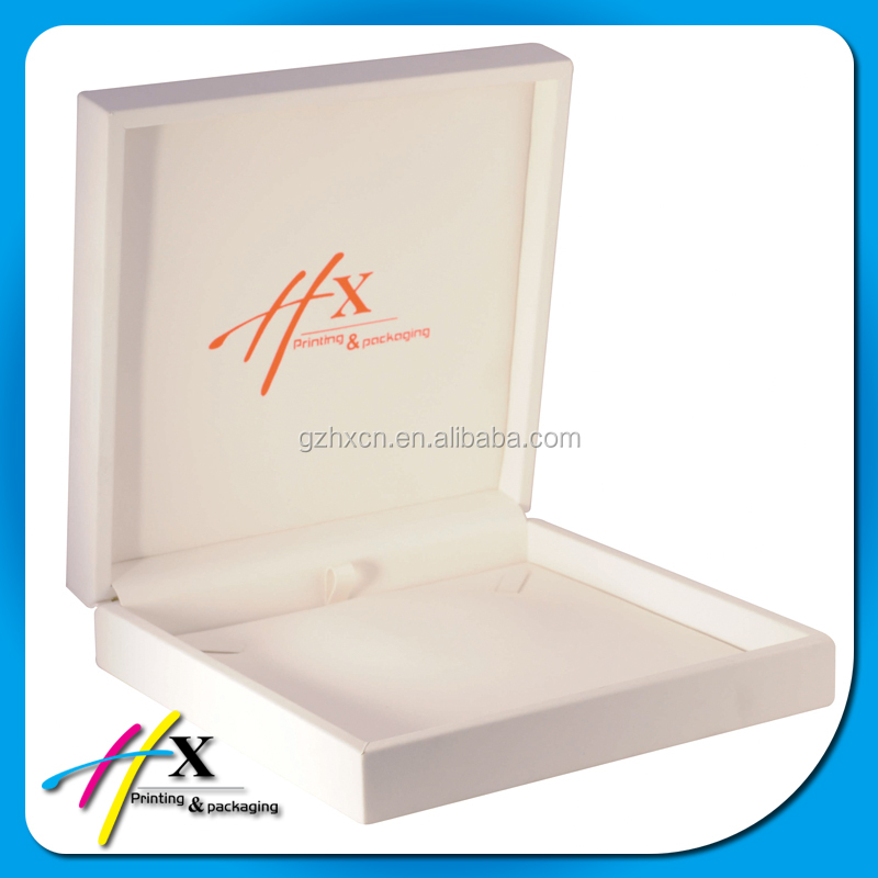 New arrive china wholesale oem logo printed jewelry display jewellery box