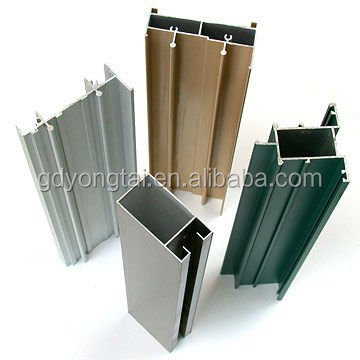 ALUMINIUM WINDOW DOOR SECTION PROFILE 60 SERIES