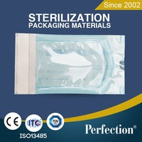 China Supplier Printed Self Sealing Sterilization Pouch
