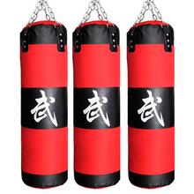 Empty Kick Boxing Sandbag Punching Bag Cover