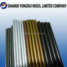 2015 high pressure gas pipe/fuel pipe double layer galvanized steel pipe
