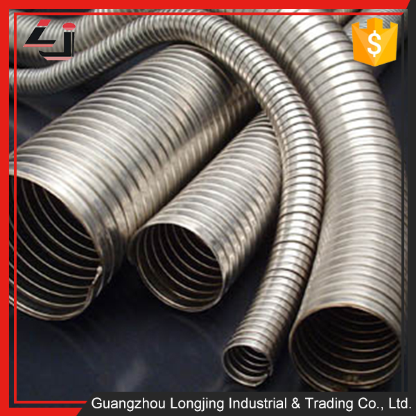 Auto Exhaust Flexible Metal Hose/Corrugated Pipe