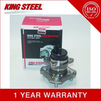 KINGSTEEL high quanlity 42450-52020 wheel hub bearing for ECHO, YARIS 99-02
