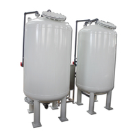 Automatic Operation Multi Media Sand Water Filter For Storm Water