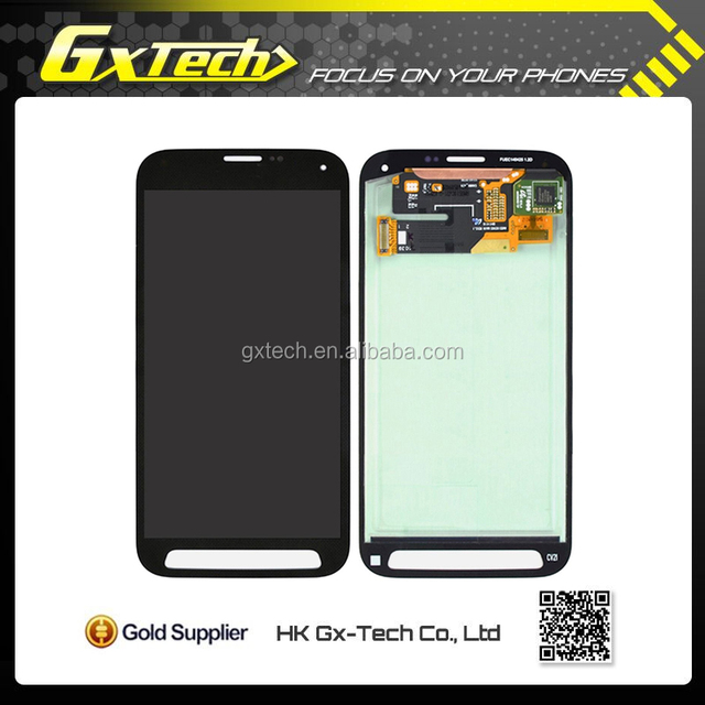 100% Good Working LCD Assembly for Samsung S5 Active LCD Replacement