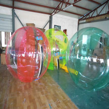 cheap human clear human water bubble walk in plastic ball