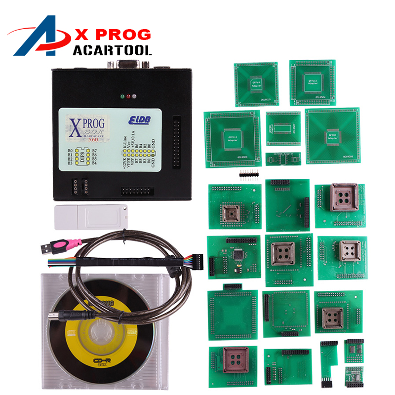 Latest Version Xprog M V5.60 X Prog M 5.60 ECU Programmer X Prog M V5.60 with Good Afterservice Xprogm In Stock
