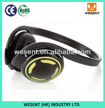 corporate gifts with sd card & fm headphone WST-R11