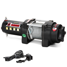 40000lbs spooling 12v electric winch capstan winch