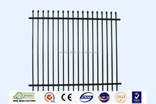 Wholesaler cheap Cheap prefab wrought iron fence panels modern mesh panel