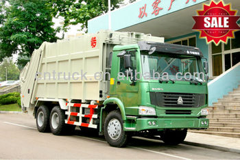HOWO Garbage Compactor Truck 22M3