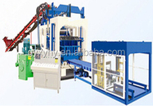 Full automatic production line concrete QTY-15 paving block cutter