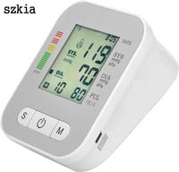Best quality promotional home digital blood pressure monitor high made in japan fuzzy logic upper arm travel