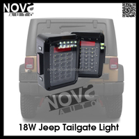 JEEP WRANGLER ACCESSORIES CAPTIVA TAIL LAMP LED TAIL LIGHT