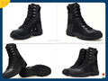 British style urban force military elites anti-terror black tactical boots flexible