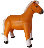 Hot sale customized giant inflatable horse model inflatable yard decoration air horse