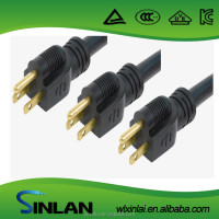 American Standard Plug 3 Pin Power