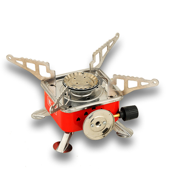 Mini portable aldi camping stove