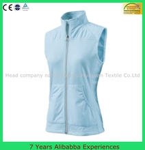 outdoor vest, new fashion women high quality waistcoat(7 Years Alibaba Experience)