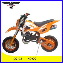 Off Road Use Only 49cc Mini Kids Dirt Bike (D7-03E)