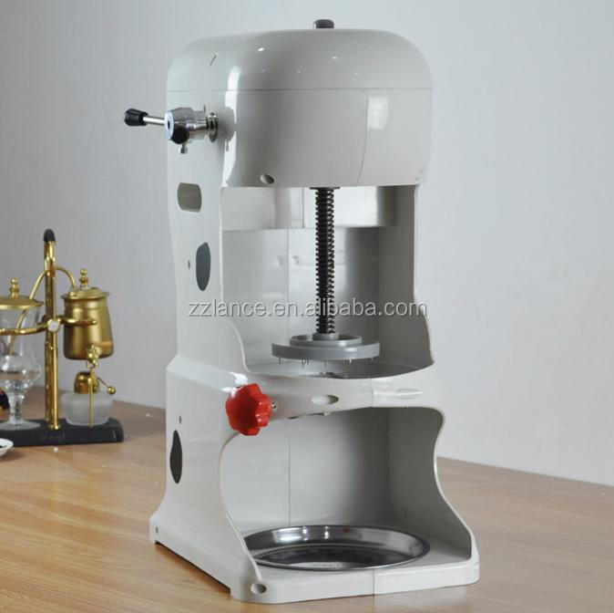 commercial shaved ice cream machine - Commercial Snow Cone Machine