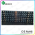 China guangzhou stage light factory warm white dmx512 LED par64 matrix light