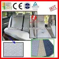 wholesale breathable upholstery fabric plaid car