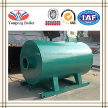 Horizontal Organic Heat Transfer Gas/Oil Fired Hot Oil Heating Boiler