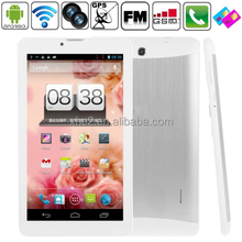 cheap price shenzhen industrial alibaba stock Android 4.1 MTK6577 Dual Core 7.0 inch 8GB Soulycin S8 3G tablet PC