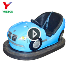 2018 New Amusement Park Street Legal Kids Electric Battery Operated Dodgem Bumper Cars For Sale