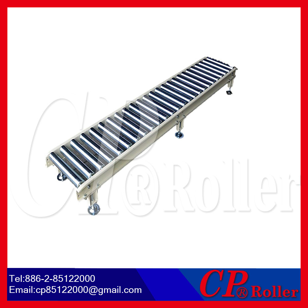 Best Selling Accumulation Chain Gravity Roller Conveyor